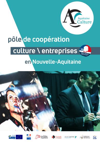 Plaquette Aquitaine Culture 2021